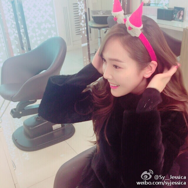 Jessica Jung greets MaoMao's a Merry Christmas! | Wonderful Generation