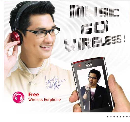 Review Harga HP Mito 720 Gratis Headset Bluetooth