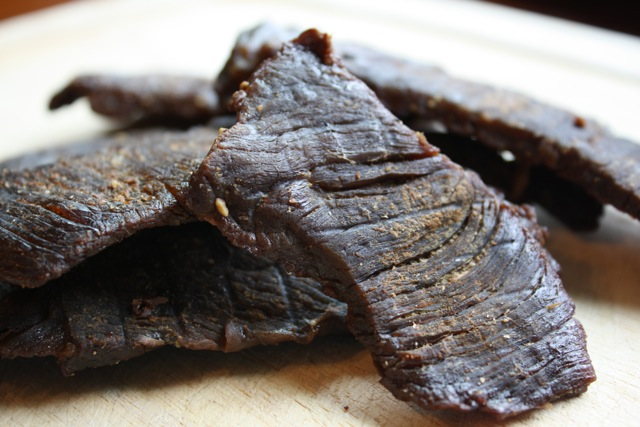 teriyaki beef jerky i must admit i do not like beef jerky it s too ...