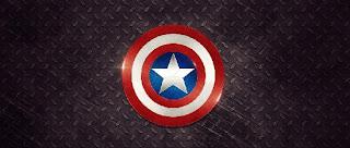 Лого Капитана Америки