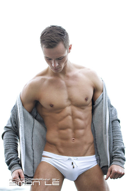 Stefan James Brydon • Male Model and Personal Trainer