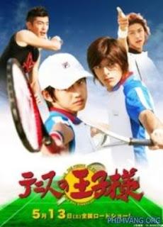 Hoàng Tử Tennis - The Prince Of Tennis 2006