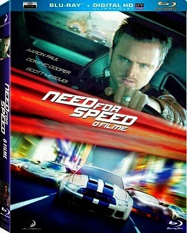 Need For Speed: O Filme Torrent Dublado
