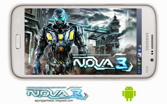 NOVA 3 - Near Orbit v1.0.7 - ANDROID + DATA [FREE DOWNLOAD]