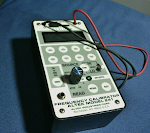 ALTEK FREQUENCY CALIBRATOR MODEL 241.