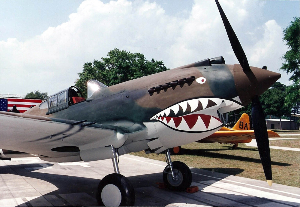 Brazos Evil Empire: THE STORY OF THE FLYING TIGERS