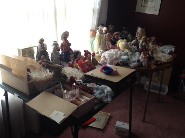 reggie 39 s attic estates antiques estate sale september. Black Bedroom Furniture Sets. Home Design Ideas