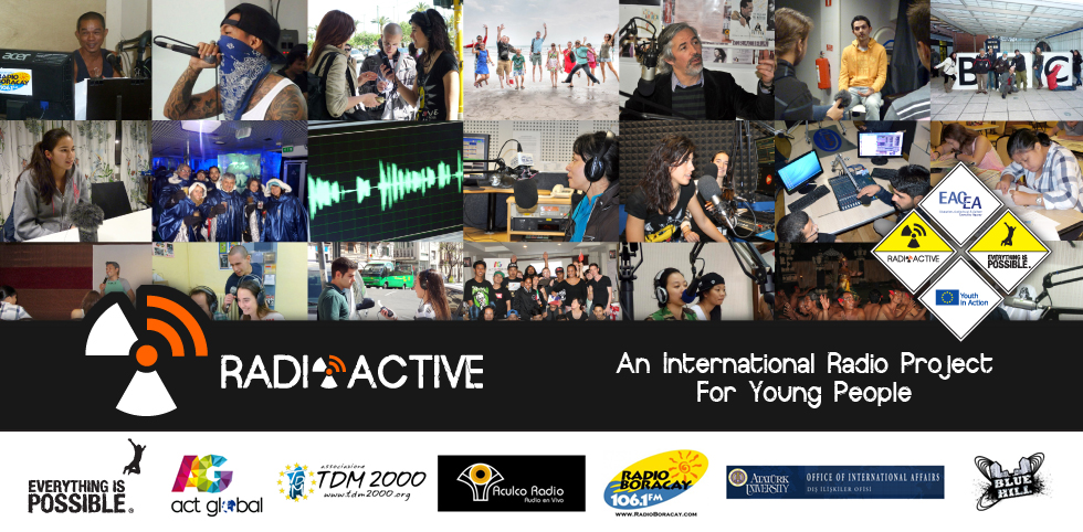 Radioactive - International Radio Project For Young People