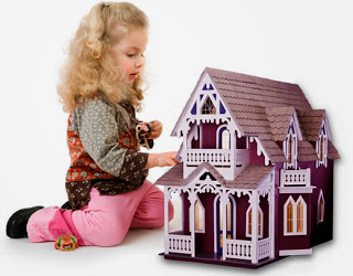 Dolls House Furniture Every Young Girl's Dream Come True