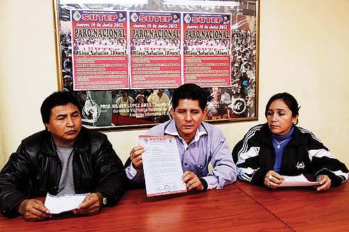 Al actual Presidente de la República Ollanta Humala Tasso ...