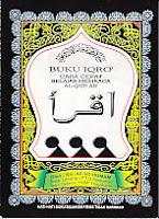 toko buku rahma: buku IQRO' (CARA CEPAT BELAJAR MEMBACA AL-QUR'AN), pengarang as'ad humam, penerbit amm yogyakarta