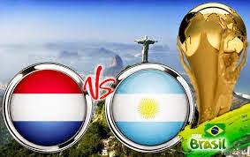 Prediksi Skor Belanda vs Argentina 10 Juli 2014 Piala Dunia