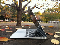 Favorite sidekick: MacBook Air 11.6""