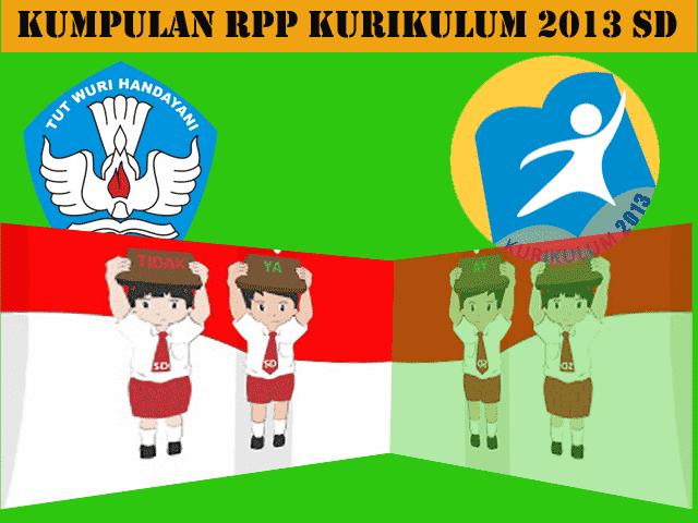 Contoh rpp dan silabus ktsp kelas 5 untuk sd/mi download gratis