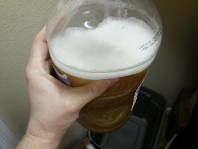 Sometimes I ferment slow sometimes I ferment quick