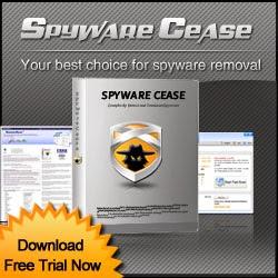 برنامج مكافحة عمليات التجسس Spyware Cease