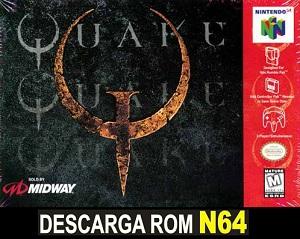 Quake 64 n64