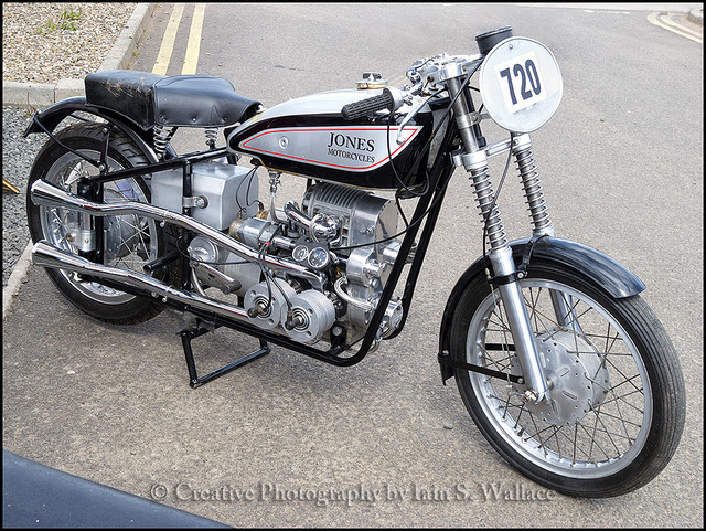 Jones Motorcycles | Jones Motorcycles Specs | Jones Motorcycles Images