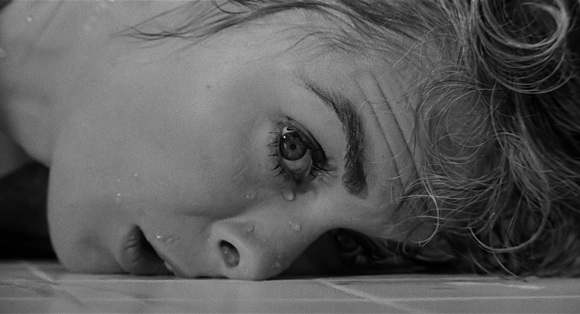 Janet Leigh em PSICOSE (Psycho)