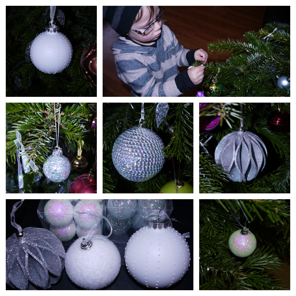 Christmas Tree Decorations Wilkinson | Holliday Decorations
