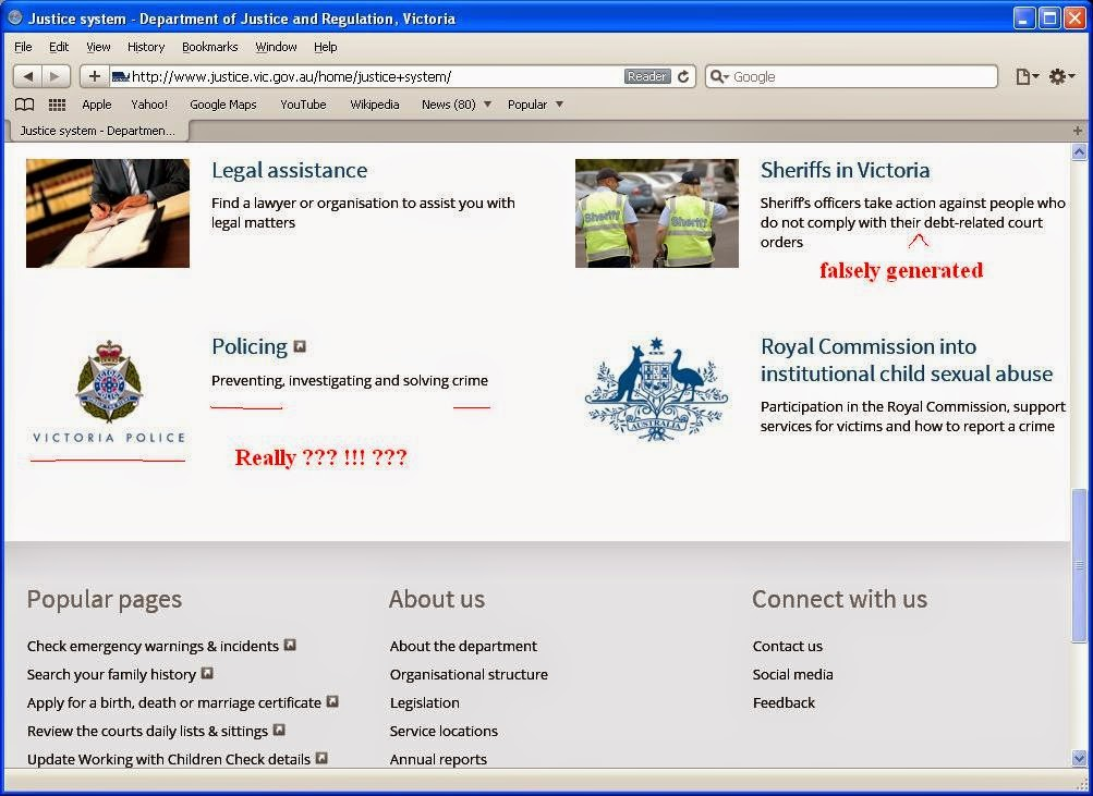 how to find an abn victoria