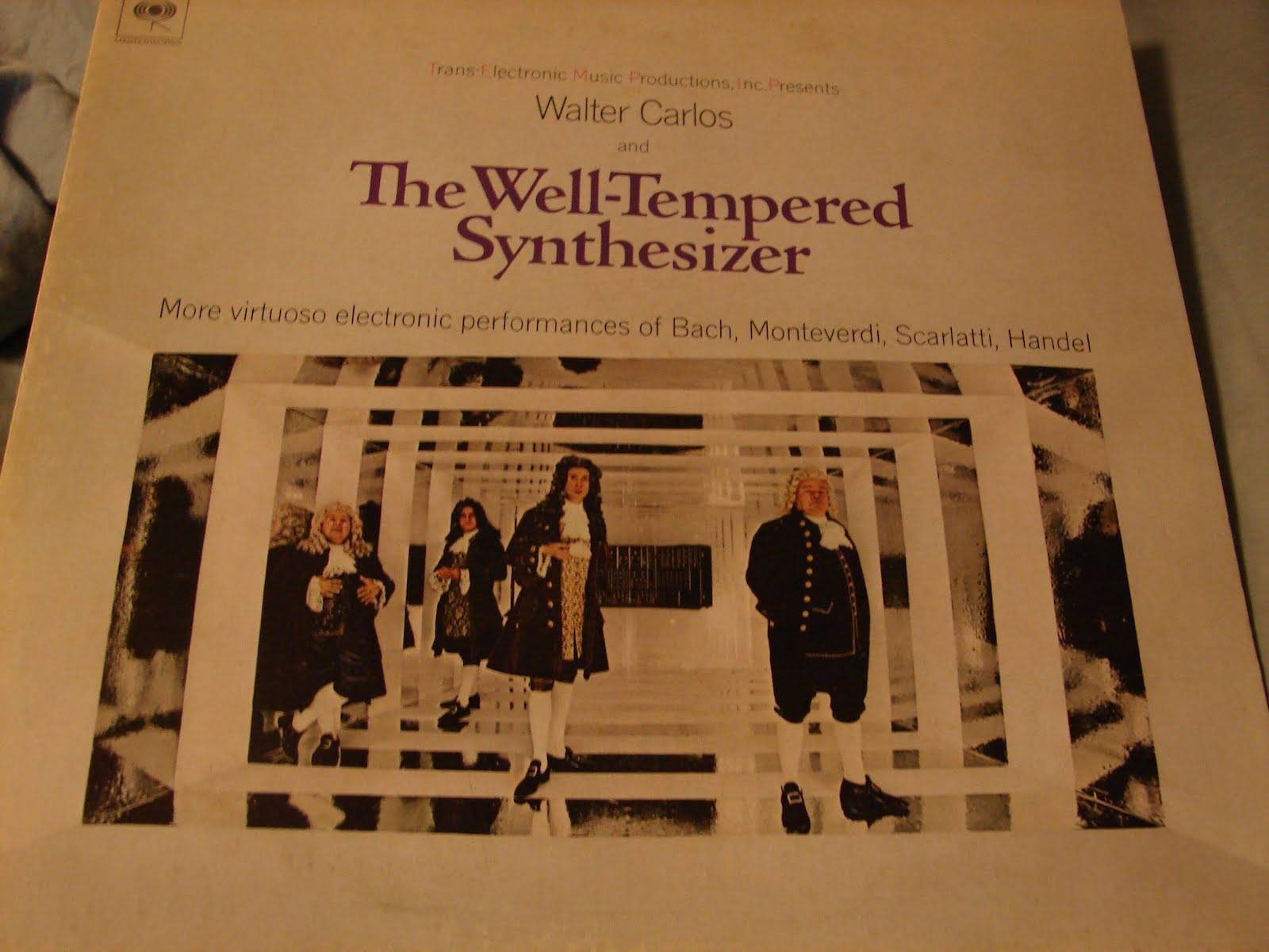 Glorified Love Letters Record Machine Walter Wendy