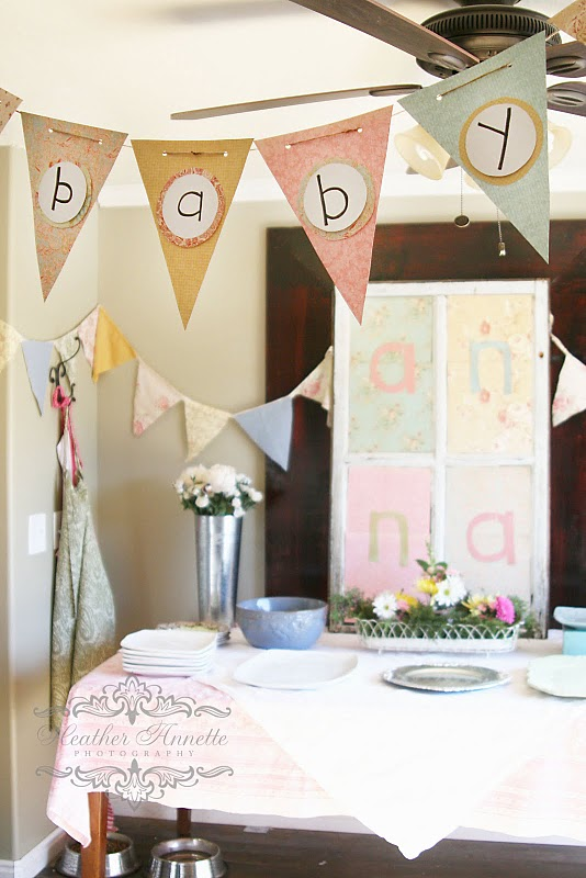 sweet and charming baby shower on a budget design dazzle