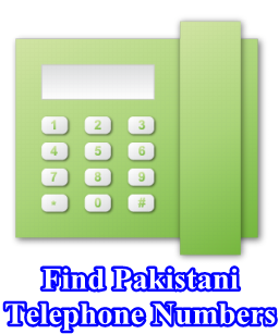 Search address ptcl number pakistan 2014