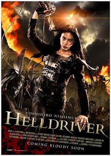 Ver online:Hell Driver (Nihon bundan: Heru doraibâ / Helldriver / ヘルドライバー ) 2010