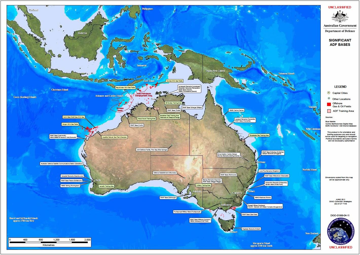 ADF Map