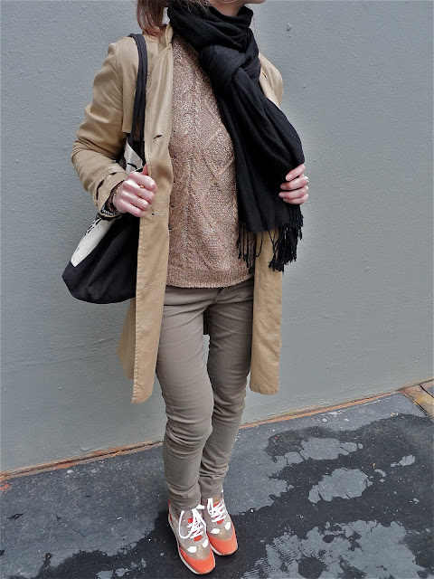 Ootd look style blog mode fashion Camaïeu H&M Barockine's Méliné Lou Even Brandy Melville