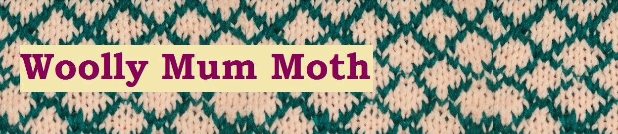 Woolly Mum Moth