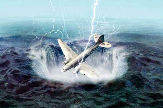 Bermuda Triangle Plane Mystery