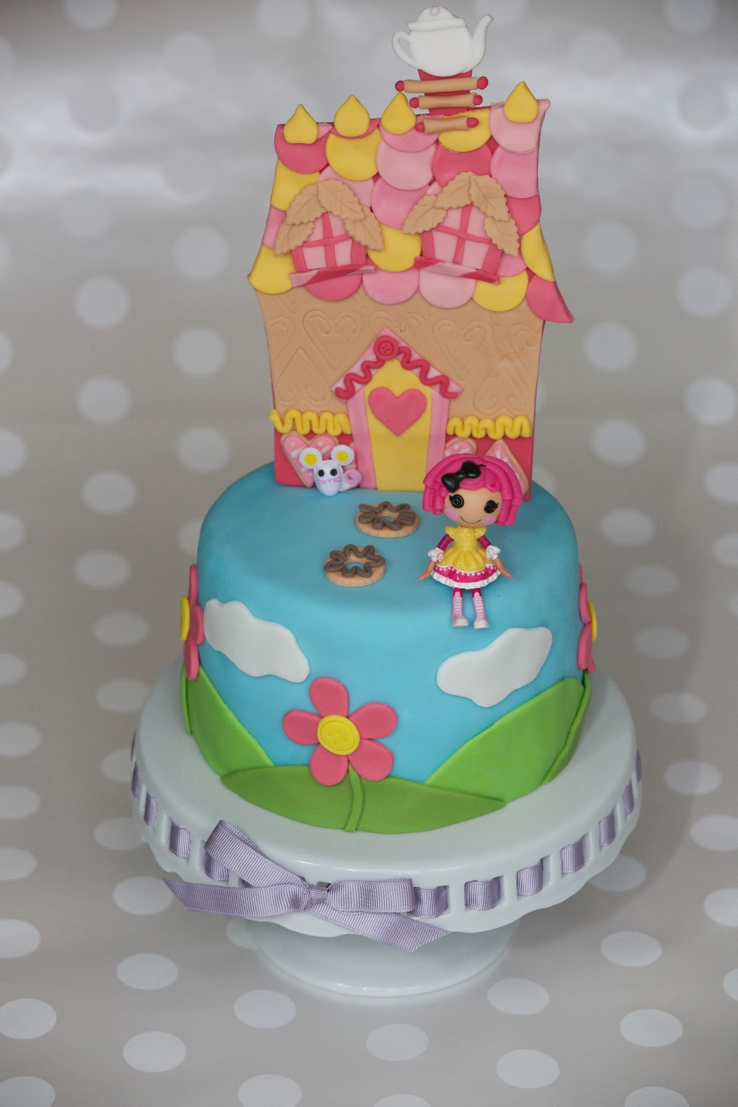 Lalaloopsy Birthday Cakes Pinterest