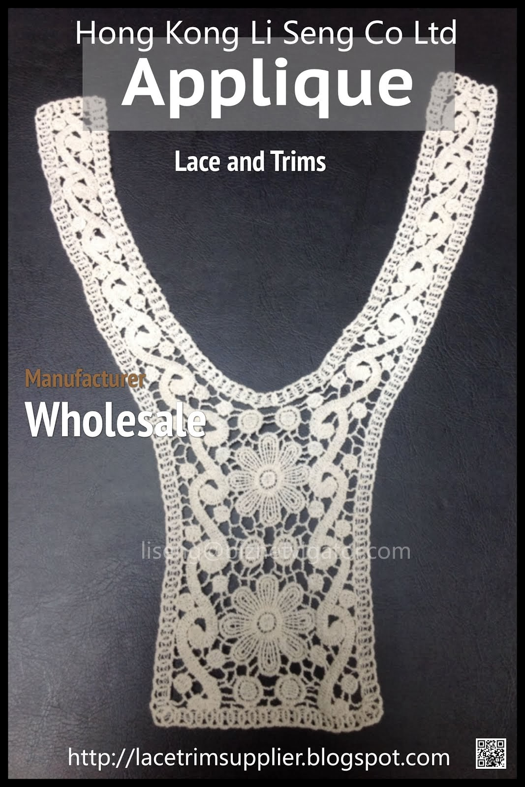 Lace and Trims Supplier Wholesale Manufacturer - Hong Kong Li Seng Co Ltd