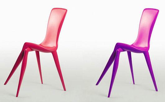 lampadario magda : Cross Leggend Chair - Designer Vladimir Tsesler