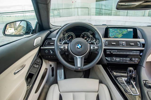 2015 BMW 650i Coupé