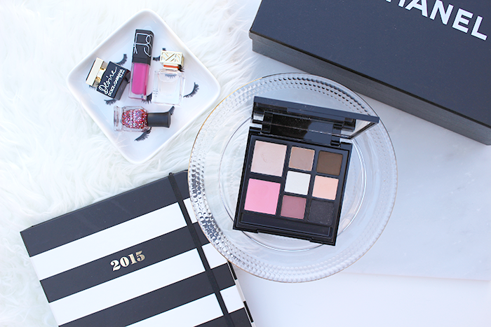 Illamasqua Multi Facet Palette Holiday 2014 Review