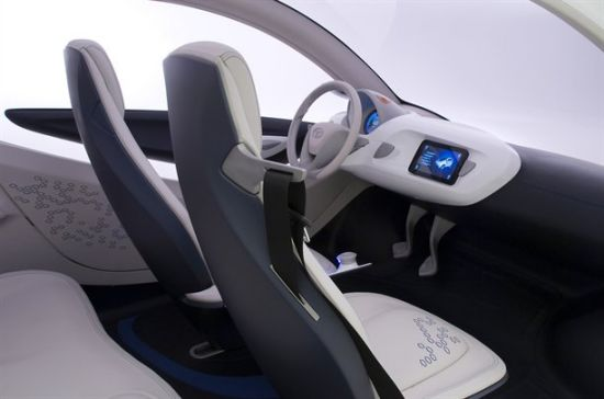 2011 Tata Nano Pixel Concept