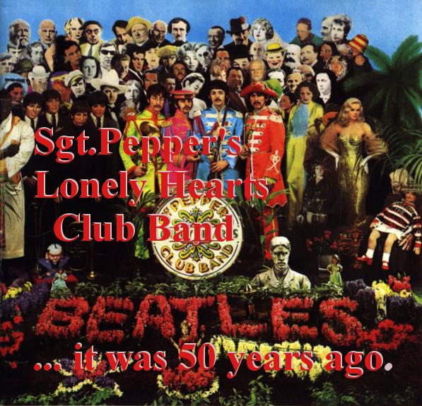 Sgt. Pepper....