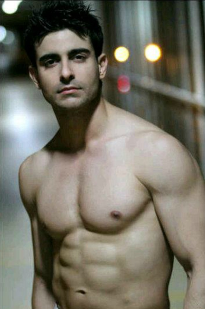 Hot Body Shirtless Indian Bollywood Model Amp Actor Gautam Rode