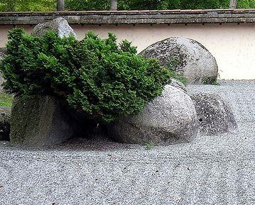 Going in zen mariasimona en el jard n - Que es un jardin zen ...