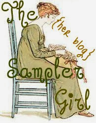 The Sampler Girl's Blog
