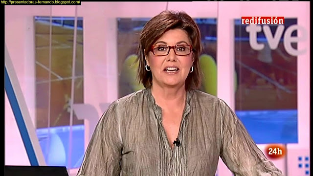 Maria Escario Deportes Telediario