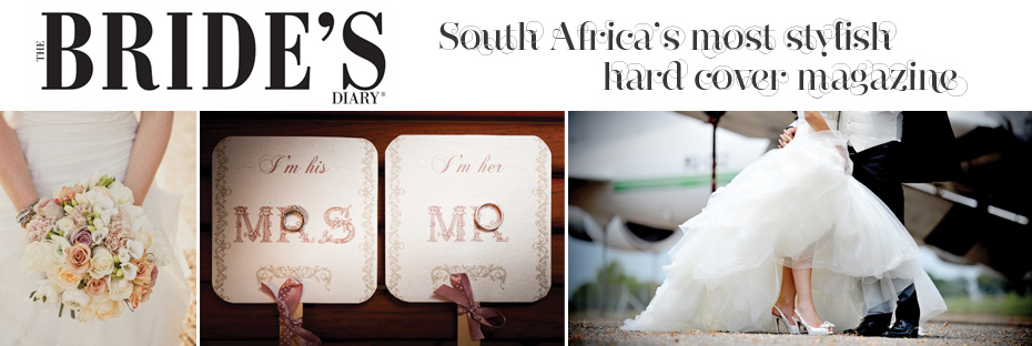The Bride&#39;s Diary South Africa