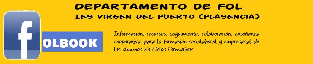 DEPARTAMENTO DE FOL.  IES Virgen del Puerto (Plasencia)