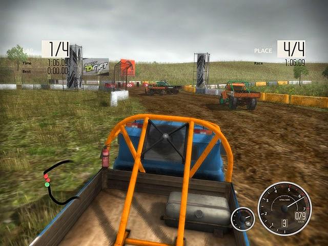 لعبة سباق الشاحنات Autocross Truck Racing