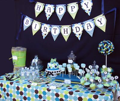 Blog el alma de la fiesta decoraci n cumplea os de un adulto - Fiestas de cumpleanos originales para adultos ...