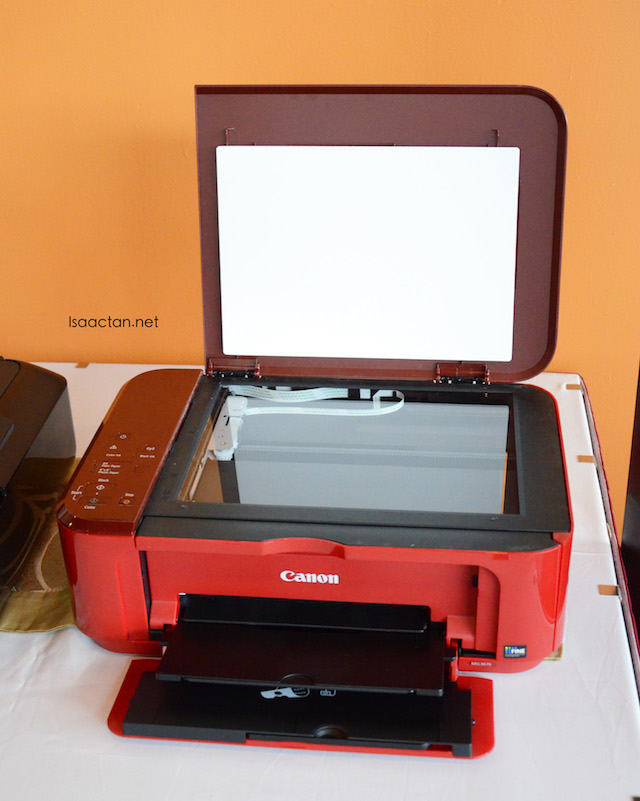 Canon PIXMA MG3670 Photo All-in-One Printer