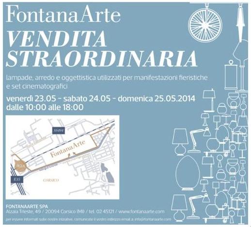 4bildcasa vendita straordinaria fontanaarte - Fontana arte corsico ...